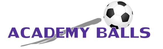 academy balls logo